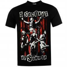 Official Póló Official 5 Seconds of Summer női