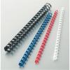 No-name Műanyag spirál 14mm FEKETE 100db/dob