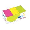 Stick'n Öntapadós jegyzettömb-21131-38x51mm NEON MIX 100 lapSTICK'N12tömb/cs