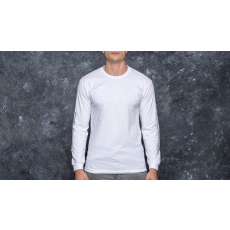 Undefeated Aircraft Longsleeve Tee White