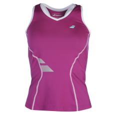 Babolat Sportos trikó Babolat Core Crop Tennis női