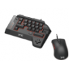 Hori TAC: Four Keypad + Egér (PlayStation 3 / PlayStation 4 / PC)