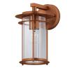 EGLO Kültéri fali lámpa E27 1X60W IP44 antikréz - Valdeo EGLO