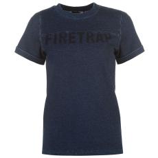 Firetrap Póló Firetrap Logo női