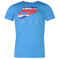 Nike Sportos póló Nike Country Flag fér.
