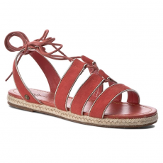 Pepe Jeans Espadrilles PEPE JEANS - Venize Laces PLS90237 Burnt Orange 165