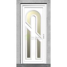 PRESTON 3 Műanyag bejárati ajtó 90x210 cm építőanyag