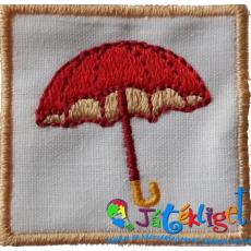 egyéb Ovis jel - Hímzett - Esernyő