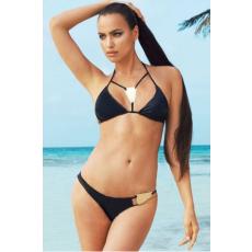 Csakcsajok Fekete-Arany Bikini-Small