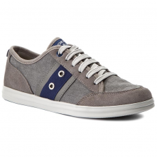 Geox Félcipő GEOX - J Anthor B. G J723HG 01022 C0665 D Grey/Navy