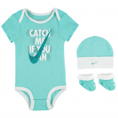 Nike Body Nike Catch Me If You Can 3 Piece Outfit Unisex Babies gye.