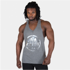 MILL VALLEY TANK TOP - GREY/SILVER (GREY) [M]