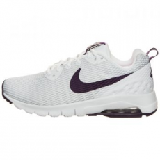 Nike Air Max Motion Low női sportcipő, White/Purple, 35.5 (844895-100-5)