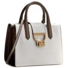 Coccinelle Táska COCCINELLE - YV3 Minibag C5 YV3 15 B0 11 Bianco/Taupe 626