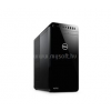 Dell XPS 8920 Mini Tower | Core i5-7400 3,0|8GB|500GB SSD|0GB HDD|nVIDIA GTX 1070 8GB|MS W10 64|3év (XPS8920_238341_S2X250SSD_S)