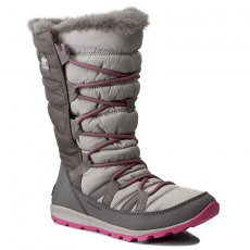 SOREL Hótaposó SOREL - Youth Whitney Lace NY1895 Pink Ice/Quarry 695