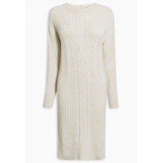 Next TBC NEXT Cable Knit Dress XL (725471-BEIGE-XL)