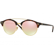 Ray-Ban Clubround Double Bridge RB4346 990/7O