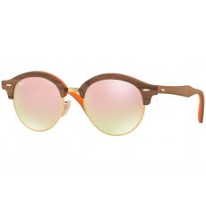 Ray-Ban Clubround Wood RB4246M 12187O
