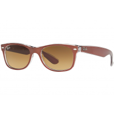 Ray-Ban New Wayfarer Metal Effect RB2132 614585