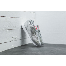 Reebok Classic Leather HD Silver/ Snowy Grey/ Red/ White