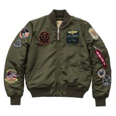 Alpha Industries MA-1 Pilot - dark green
