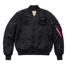 Alpha Industries MA-1 Pilot - all black
