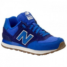 New Balance ML574SEC férfi sportcipő, Navy, 40 (ML574SEC-6.5)