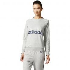 Adidas Essentials Linear női felső, Gray, XL (S97080-XL)