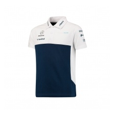 Williams F1 Team Williams Martini Racing gyerek gallĂŠros póló 2017 - 128 cm (kids)