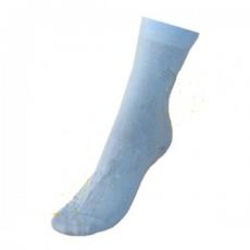 Ezüst zokni (extra) - Gumírozás nélkül - Világos szürke- Aes Angelus