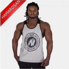 ROSWELL TANK TOP - GREY/BLACK (GREY/BLACK) [XXXL]