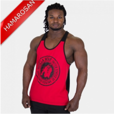 ROSWELL TANK TOP - RED/BLACK (RED/BLACK) [M]