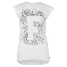 Firetrap Blackseal F női póló fehér XS