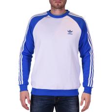 Adidas Sst Crew férfi pulóver fehér L