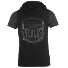 Everlast N81 férfi kapucnis póló fekete S