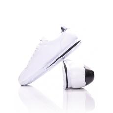 Mission Smooth White férfi edzőcipő fehér 39