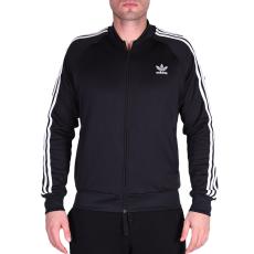 Adidas Sst Tt férfi kapucnis cipzáras pulóver fekete XXL