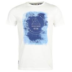SoulCal Cal Graphic Snr73 férfi póló fehér XS