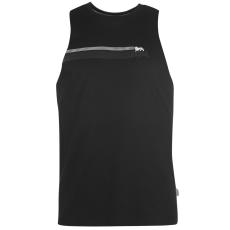 Lonsdale Muscle férfi trikó fekete L