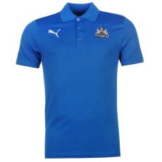Puma Newcastle United férfi galléros póló királykék L