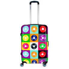 BG Berlin Glam Lps Urbe 24 Inch - közepes bőrönd mintás 24 inch