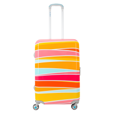 BG Berlin Cross Colors Urbe 24 Inch - közepes bőrönd mintás 24 inch