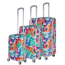 BG Berlin Old School Urbe bőrönd szett mintás 20 inch