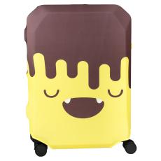 BG Berlin Chocobanana bőröndhuzat mintás kicsi: 44-52 cm