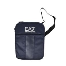 Emporio Armani Evolution M Pouch Bag oldaltáska sötétkék TU
