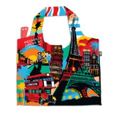 BG Berlin Lobo Europe Style 3 in 1 táska mintás