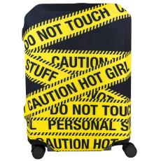 BG Berlin Caution bőröndhuzat mintás kicsi: 44-52 cm