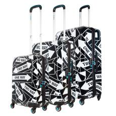 BG Berlin Allways Urbe bőrönd szett mintás 20 inch