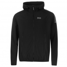 Helly Hansen Jetty férfi kapucnis softshell kabát fekete M